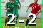 الأخضر السعودي يتعادل مع المنتخب اليمني 2-2 في مباراة مثيرة