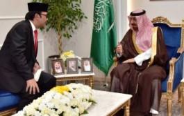 سمو أمير نجران يستقبل سفير جمهورية إندونيسيا