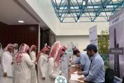 اختتام ملتقى التوظيف الأول بالإدارة العامة للتدريب التقني والمهني بمنطقة نجران