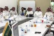 المجلس التنفيذي بصحة نجران يناقش اداء مراكز الرعاية الصحية