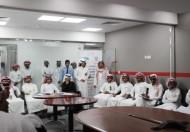 الكلية التقنية بنجران تشارك بملتقى التوظيف بالتعاون مع مركز طاقات للتوظيف