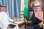 سمو نائب أمير نجران يلتقي مدير معهد ريادة بالمنطقة