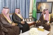 سمو نائب أمير نجران يتسلم تقريراً عن إنجازات تعليم المنطقة
