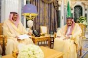 خادم الحرمين الشريفين يتسلم رسالة من سمو أمير دولة الكويت