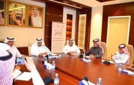غرفة نجران تعقد مؤتمراً صحفياً خاص باجتماع الغرف التجارية بالمملكة الذي سيعقد بنجران شهر ديسمبر القادم