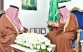 سمو أمير نجران يبحث مع وزير التجارة سبل تحقيق التنمية الشاملة