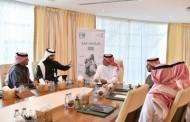 وزير الإعلام يدشن بوابة الاتصالات الإدارية وإدارة العمل 2020 بالوزارة