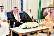 سمو أمير نجران يطلع على إنجازات المجلس البلدي