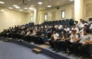 حزمة من المحاضرات التدريبية بالكلية التقنية بنجران عن التدرب الالكتروني