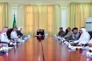 وكيل إمارة نجران يرأس اجتماع اللجنة المحلية لتعداد السعودية 2020