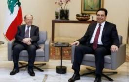 لبنان يشكل حكومة جديدة بدعم من حزب الله وحلفائه