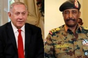 مسؤول: نتنياهو يجتمع مع الزعيم السوداني البرهان في أوغندا ويتفقان على بدء تطبيع العلاقات