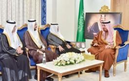 سمو أمير نجران يستعرض خطة عمل
