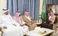 سمو نائب أمير نجران يدشّن مشروعات لشركة الاتصالات السعودية ويلتقي قائد حرس الحدود بالمنطقة