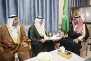 سمو نائب أمير نجران يتسلم تقرير المجلس البلدي بالمنطقة