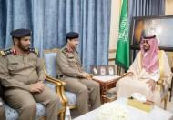 سمو نائب أمير نجران يتسلم تقريراً عن أعمال الدفاع المدني بالمنطقة