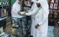لجنة التوطين بمنطقة نجران تقوم بجولات ميدانيه لمتابعة قرار توطين نشاط المستلزمات الرجاليه والرياضيه