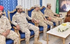 سمو أمير نجران يكرّم لواء الإمام بالحرس الوطني لإحباط تهريب مواد مخدرة