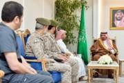 سمو أمير نجران يوجّه بتأسيس فريق صحيّ من القطاعات المدنية والعسكرية بالمنطقة