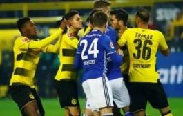الدوري الألماني: دورتموند يخوض الديربي ضد شالكه في غياب جان وفيتسل