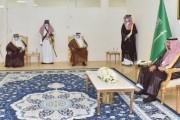 سمو أمير نجران يفتتح مقر هيئة الأمر بالمعروف بمحافظة بدر الجنوب ويستقبل المسؤولين والمحافظ  ورؤساء المراكز