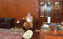 سمو أمير نجران يرأس جلسة مجلس المنطقة بمحافظة بدر الجنوب ويطلع على تقرير بلدي المحافظة