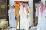 الديوان الملكي : خادم الحرمين الشريفين يغادر المستشفى بعد أن منّ الله عليه بالصحة والعافية