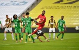 الأهلي يكسب الاتحاد بهدفين مقابل هدف في دوري كأس الأمير محمد بن سلمان للمحترفين