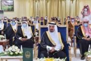 سمو الأمير جلوي بن عبدالعزيز يفتتح مشروع إعادة حدود وادي نجران