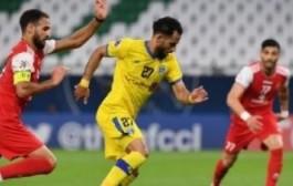 التعاون يخسر مواجهة بيرسبوليس في الجولة الثالثة من دوري أبطال آسيا