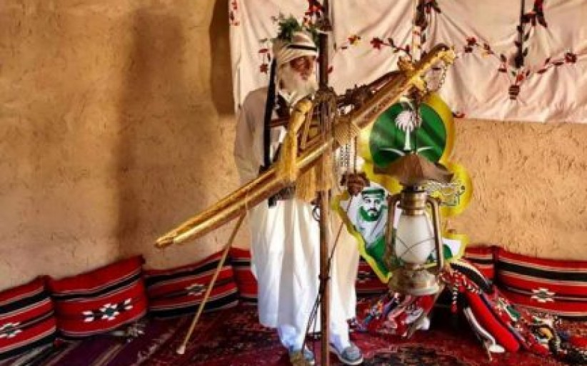 أكثر من ٥ الآف قطعة تراثية وتاريخية بمتحف الرحاب بنجران