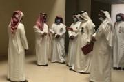 أمين نجران يتفقد المشروعات البلدية بشرورة والوديعة