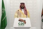 سمو ولي العهد: رئاسة المملكة لمجموعة العشرين كرست جهودها لبناء عالم أقوى وأكثر متانة واستدامة