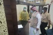 أمانة نجران تنفذ 53 جولة رقابية