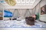 خادم الحرمين الشريفين يلتقي رئيس الوزراء العراقي .. وصدور بيانٍ مشترك