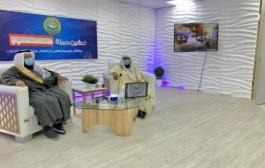 *مدير عام فرع الرئاسة العامة بمنطقة نجران يتفقد هيئتي محافظة بدر الجنوب ويدمه*