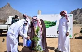 """تحت عنوان """" البيئة لنا ولاجيالنا """" : محافظ حبونا يدشن فعاليات اسبوع البيئة في بالمحافظة"""