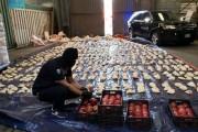 الجمارك السعودية : إحباط محاولة تهريب (5.3) ملايين حبة كبتاجون مخبأة في فاكهة