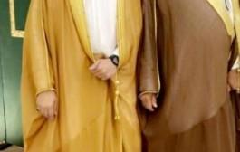 العميد المتقاعدخالد ال ذيبان يحتفل بزواج ابنه عبدالله