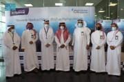 طيران أديل يدشن أولى رحلاته من مطار الملك خالد الدولي بالرياض إلى نجران