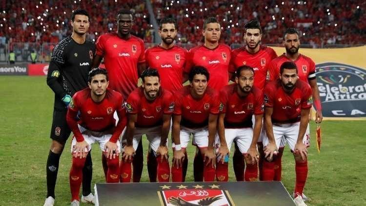 الأهلي المصري يتأهل لدور المجموعات بدوري أبطال إفريقيا لكرة القدم