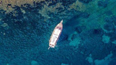 اكتشاف عمره 2000 عام في أعماق البحر المتوسط!