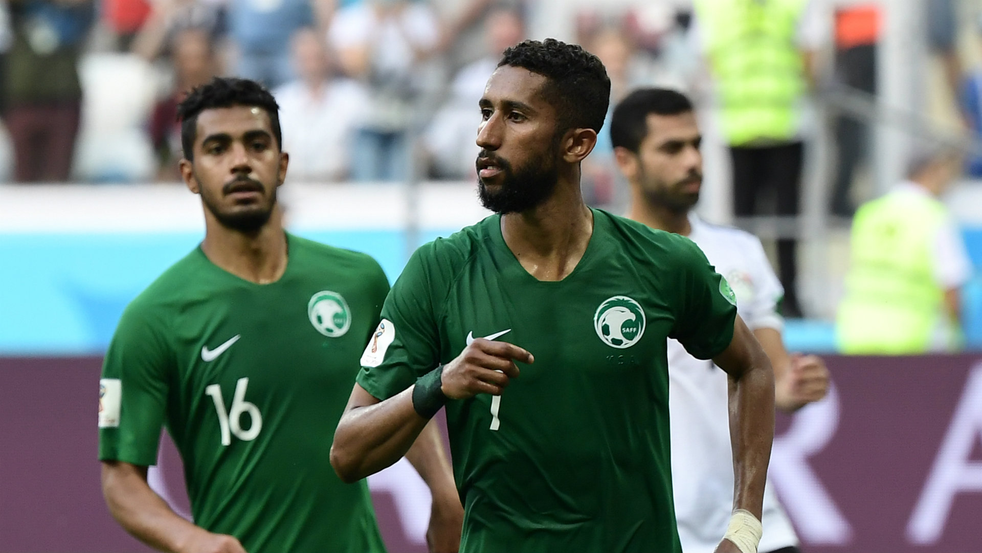 استبعاد سلمان الفرج من قائمة المنتخب السعودي في كأس آسيا للإصابة واستدعاء نوح الموسى