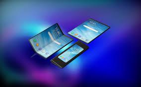 سامسونج تكشف عن هاتف بشاشة قابلة للطي بسعر يقارب الألفي دولار
