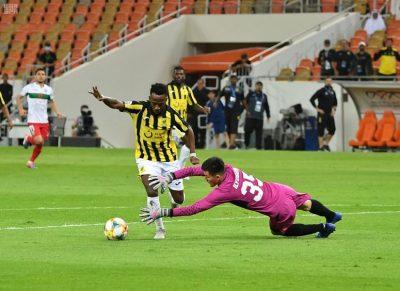 الاتحاد السعودي يفوز على لوكوموتيف الأوزبكي بثلاثية في دوري أبطال آسيا