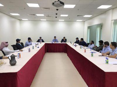 الكلية التقنية بنجران تعقد مجلسها الخامس للعام التدريبي الحالي