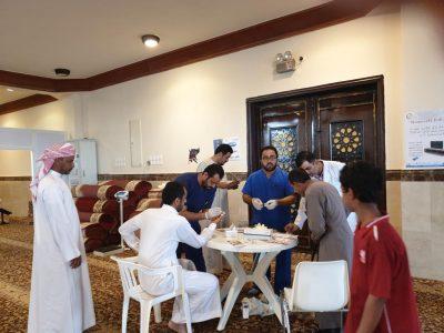 إجراء أكثر من 300 عملية جراحية ناجحة في مستشفيات نجران منذ بداية رمضان