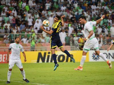 الأهلي السعودي يحقق بطاقة التأهل إلى الدور الثاني بفوزه على باختاكور الأوزبكي