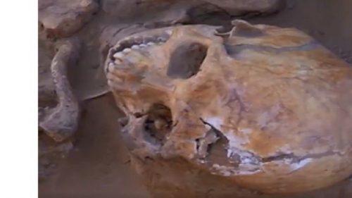 العثور على مقبرة عمرها أكثر من ألفي عام في أستراخان