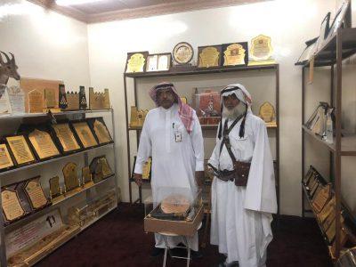 مدير سياحة نجران يتفقد المتاحف والمعالم الاثرية بالمحافظات الشمالية